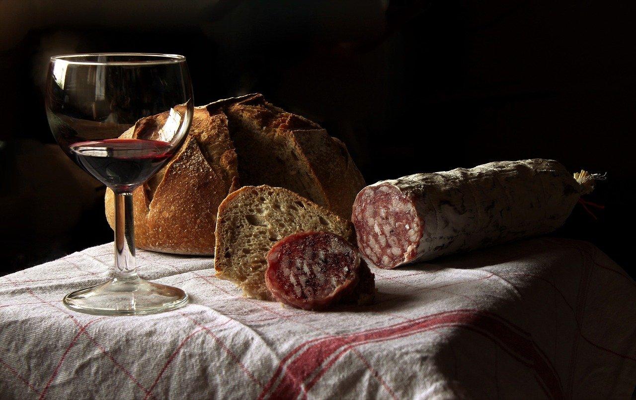 aperitif, wine, drink
